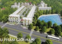Đất nền Bãi Dài Hòa Lạc, ngay cạnh Xanh Villas, sổ đỏ từng lô, cơ hội x3 giá trị