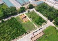 Hot! Chính chủ còn duy nhất lô góc 100m2 tái định cư Linh Sơn, đường rộng 8m + vỉa hè 3m, full thổ