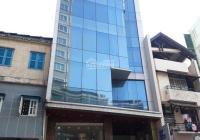 Hạ giá bán gấp tòa nhà khu vực sân bay phường 2, Q Tân Bình, DT 9,3 x 25m hầm 7 tầng, giá 80,9 tỷ