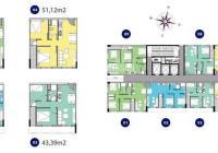 Chuyên bán Topaz Home, NOXH: căn 2PN giá 1.35 tỷ, căn 3PN giá tốt nhất chỉ 1.65 tỷ. LH 0933 149 558