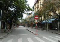 Mặt phố Hòa Mã - vỉa hè đá bóng - kinh doanh sầm uất