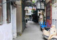 Bán nhà, 2 mặt ngõ, Đỗ Thuận, Hai Bà Trưng, DT 57m2, MT 6m, sổ đỏ CC