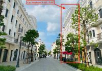 Cần bán gấp cặp shophouse phố đi bộ dự án shophouse châu âu - Mr. Sang 0911020678
