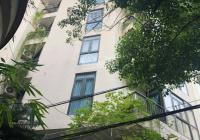 Hiếm bán tòa nhà cao cấp mặt phố Hoàng Cầu, 115m2, 2 mặt tiền khủng, dòng tiền tốt