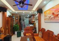 Bán nhà Thanh Liệt,ô tô kinh doanh,đường 6 mét,tầng 1 gara,DT 45m2.Xây 5 tầng,giá 4tỷ2 LH Hải