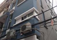 Bán nhà phố Trần Khát Chân - ô tô - kinh doanh - 63m2, MT 4.5m, 5.45 tỷ