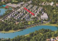 Hiếm, chính chủ bán gấp căn góc 2 mặt tiền Vinhomes Green Villas, diện tích 194m2 giá 31 tỷ