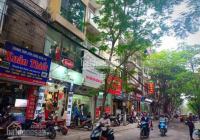 Chính chủ gửi bán - 2 mặt phố vip chợ Nghĩa Tân - kinh doanh sầm uất - vị trí hiếm có bậc nhất