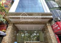 Building, mặt phố Đình Thôn - 110m2*9T - thang máy - kinh doanh sầm uất - 10m, mặt tiền - giá 42 tỷ