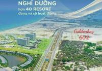 Tài chính 2 tỷ: Đầu tư ngay đất nền biển Golden Bay Cam Ranh - ra biển 550m - LH Mr Đạt 0905090955