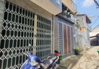 Bán nhà Nguyễn Thái Sơn, Gò Vấp, 26m2, 2 tầng, hẻm ba gác, giá 2,9 tỷ