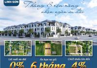 Đầu tư tái định cư Linh Sơn nhận ngay chiết khấu khủng 4%, tiềm năng tăng giá cực tốt từ 25-30%/năm