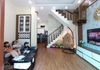 Bán nhà 2 mặt thoáng. Mặt ngõ, gần chợ Khương Trung, 49m2 x 4T - 4 phòng ngủ, giá 4.4 tỷ