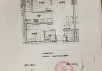 Chính chủ bán căn hộ A 1807 - 57m2 gốc 953tr + chênh 140tr, LH 0972389786