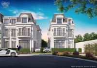 Nhà phố Amelie Villa Phú Mỹ Hưng - giá gốc 8,9 tỷ/căn - view đẹp, công viên, chênh thấp
