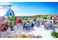 Bán Boutique Hotel 5 tầng mặt tiền 37m - tại khu đô thị sầm uất Novaworld Phan Thiết