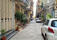 Cần bán nhà quận Hoàng Mai, 5 tầng, 40m2, ô tô đỗ, kinh doanh