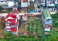 Cần bán gấp đất XD đường Nguyễn Hữu Cảnh, Đà Lạt 5.5 tỷ