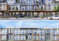 Booking chỉ 100 triệu (có hoàn trả) nhà phố 5,5x20 cạnh sông, ngay bến thuyền. Cam kết lãi suất 15%