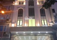 Bán nhà mặt phố Hồ Tùng Mậu - quận Nam Từ Liêm - DT 110m2 x 9T - thang máy - giá 42 tỷ