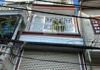 Chính chủ bán nhà mặt phố Đê Trần Khát Chân, nhà mới xây giá 9.8 tỷ có thương lượng