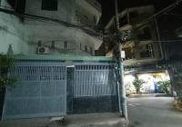 Kẹt tiền bán nhà hẻm Lương Thế Vinh, Tân Phú, 2 mặt tiền, rẻ, 47m2, 4 lầu