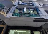 Nhà phân lô Bưởi - Vĩnh Phúc, 7 tầng thang máy, 52m MT 5.2m phân lô quân đội 12.5 tỷ có TL