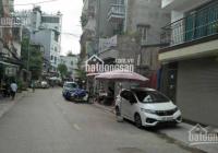 Bán nhà đầu phố Vũ Ngọc Phan. Diện tích 38.8m2, nhà 04 tầng, hai mặt tiền, ngõ rộng, giá 5.5 tỷ