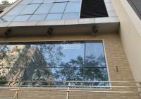 Cho thuê nhà đường Trung Kính, Cầu Giấy, HN. DT 75m2, 6 tầng, thông sàn thang máy, giá 40tr/th