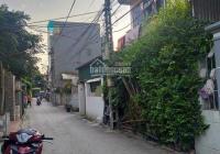 Bán gấp - đất phố Hoa Lâm - gần ô tô đỗ - thửa đẹp - 80 m2 - nhỉnh 2 tỷ, thương lượng