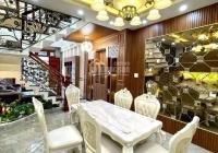 Nhà siêu phẩm hẻm 7m, Nguyễn Văn Khối, 5 lầu chuẩn Châu Âu, tặng NT gần 2 tỷ