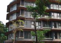 Bán toà nhà dịch vụ mặt phố Trần Đại Nghĩa, KD sầm uất, vỉa hè, 214m2 7 tầng, MT 12m: LH 0902818885