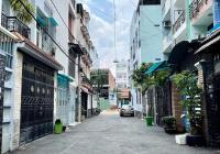 Bán nhà mới hẻm 7m Nguyễn Văn Khối, 60m2, 6 tầng đẹp lung linh, 8,5 tỷ. LH: 0985002790