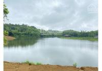 Bán đất thổ cư mặt hồ DT 9800m2, tại Cao Dương, Lương Sơn, view tuyệt đẹp, giá rẻ