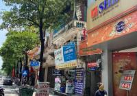 Hiếm nhà mặt phố Trần Khánh Dư Hai Bà Trưng, ô tô 10 tấn đỗ cửa, DT: 50m2, MT: 6.5m, giá: 13 tỷ