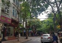 Bán nhà mặt phố Nghĩa Tân, vỉa hè - kinh doanh đa dạng, 45m2 x 4 tầng, 14,5 tỷ