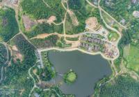 Chuyển nhượng lô biệt thự mặt hồ 11ha tại Thang Mây Village Thung lũng Bản Xôi Ba Vì