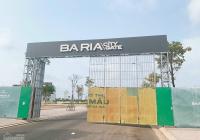 Bán đất nền Bà Rịa City Gate đối diện TTTM Bà Rịa, giá tốt đầu tư 1,7 tỷ, thổ cư 100% LH 0901656061