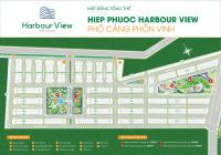 Chủ cần bán nền B5 - 30 và B2 - 22 dự án Hiệp Phước Harbour View. LH: 0905.365.437