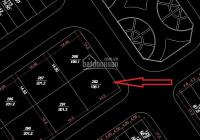 Bán lô đất vị trí đẹp đường Lê Thánh Tông, nhìn vườn hoa khả lễ, DT 196m2, MT 14m, giá 12.2 tỷ