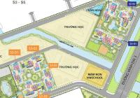 Cho thuê căn shop S3.0201S01 dự án Vinhomes Grand Park, Q9, diện tích 73m2, 65 triệu/tháng