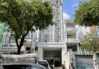 Nhà bán đường 2MT Nguyễn Văn Tráng - Lê Lai 5,5x20m 110m2. H, 8L. Gía: 130 tỷ, LH: 0902.389.186