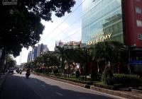 Nhà bán đường Lương Định Của 10x30m 277m2 hầm, 7 tầng hợp đồng thuê: Tự khai thác. Giá: 125 tỷ