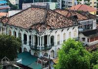 Phong cách Pháp, văn hóa, nghệ thuật, kiến trúc pháp. Tất cả có trong biệt thự cổ Hoàn Kiếm