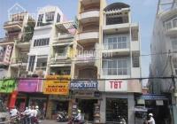 Nhà mặt phố Nguyễn Thái Học, mặt tiền lớn. Vỉa hè rộng, đoạn đẹp nhất phố