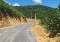 Bán đất nghỉ dưỡng 5000m2 mặt đường đang chuẩn bị rải nhựa