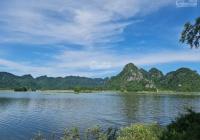 Cần tiền gấp bán 2,4 ha đất bám hồ view núi tuyệt đẹp tại Lạc Thủy HB. Chi tiết LH 0984159168