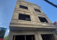 Nhà Đà Nẵng, Quận Ngô Quyền, Hải Phòng, 50m2 xây 4 tầng, đường ô tô thông thoáng