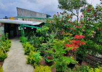 (Hiếm) bán đất nhà chòi sân vườn 40m2 Đa Phước Bình Chánh 290tr