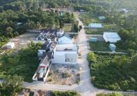 Bán đất trung tâm TP, PQ 7x16 mặt tiền đường trước nhà 10m khu dân cư sầm uất cách trung tâm 1km